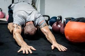 exercise workout training