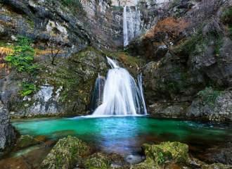 Río Mundo Sierra de Albacete