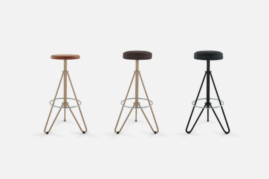 vintage metal bar stools hotel gift