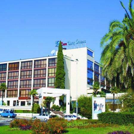 Все отели Сочи|Отель «Сочи-Бриз SPA отель»: забронировать ...