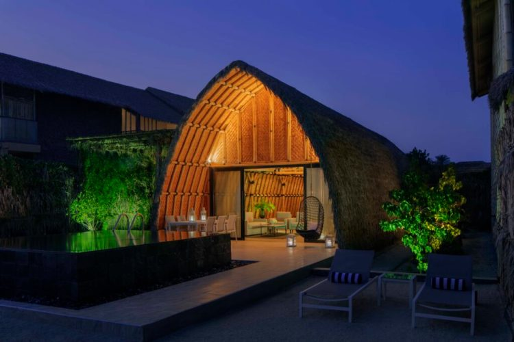 Anantara World Islands Dubai Resort One Bedroom Beach Pool Villa Outdoor