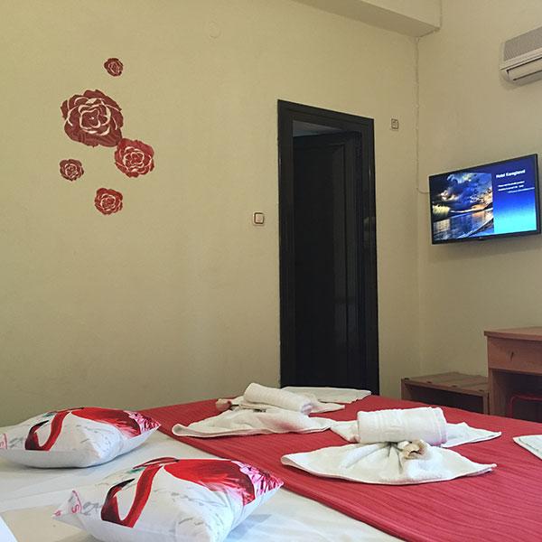 Μονόκλινο, δωμάτιο, ξενοδοχείο, Βόλος, Σουίτα