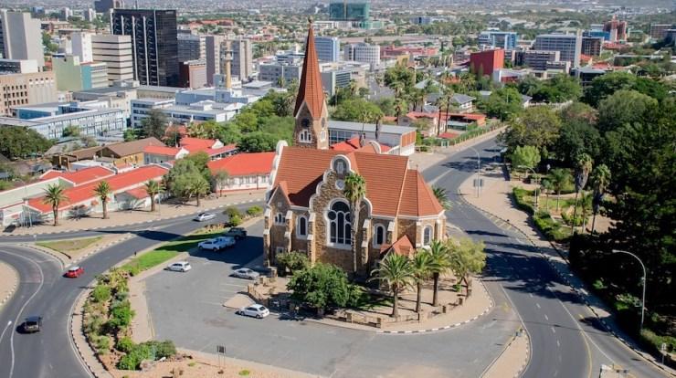 Kirche Namibia Windhoek