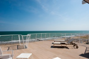 Panorama View, Hotel Le Soleil * * * * Jesolo