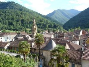 Hôtel Le Valier, Saint Girons, Ariège - Vue sur le Mont Valier. Tourisme, balades et magnifiques paysages à découvrir