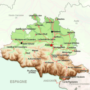 Hôtel Le Valier, Ariège, Tourisme en Couserans Découverte de la région, site roquefort-les-cascades