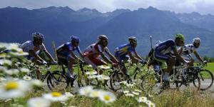 Activités cyclisme 2 - Tour de France - Hôtel Le Valier, Ariège