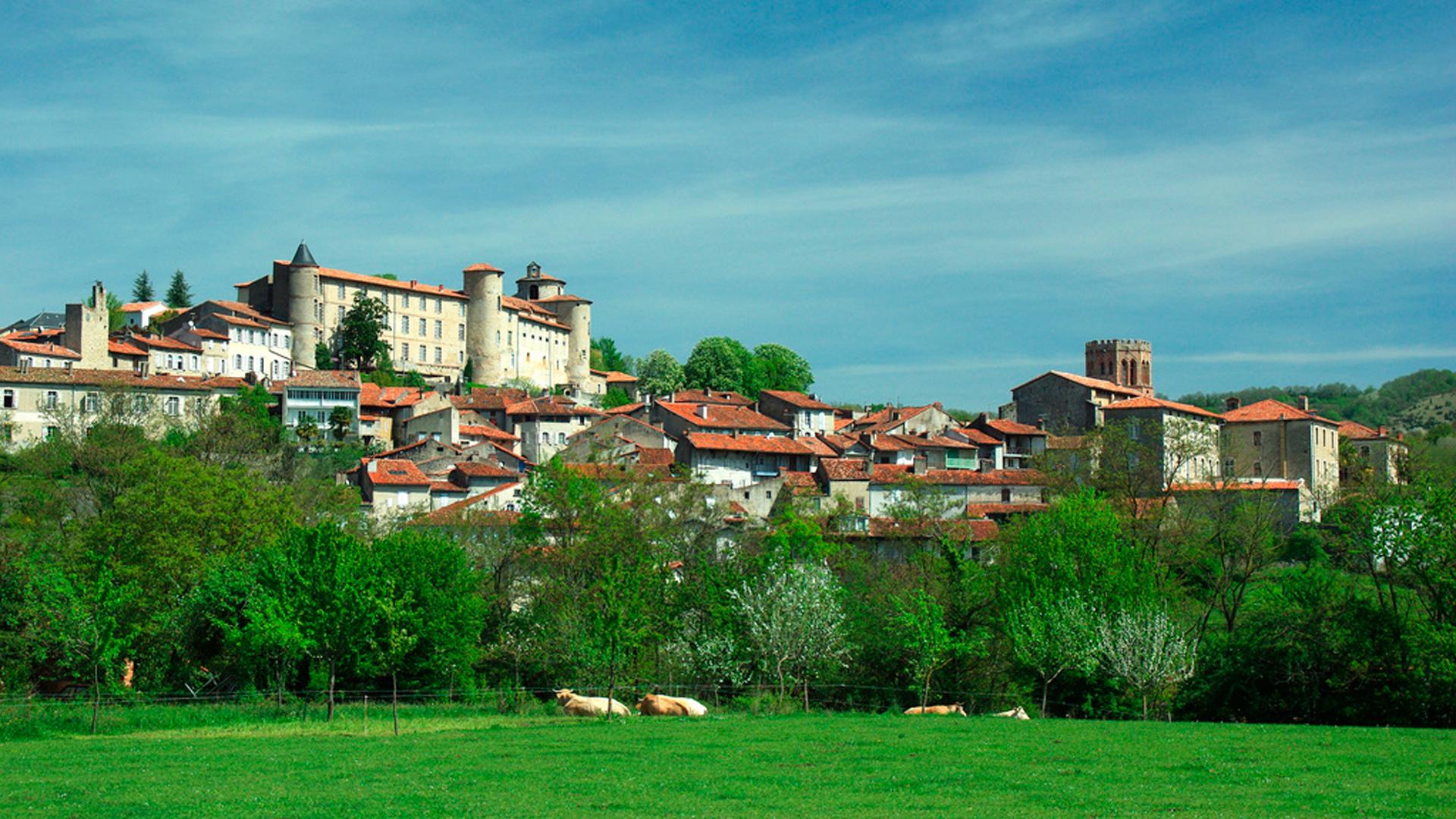 Cité de Saint Lizier