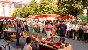 Marché de Saint Girons
