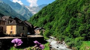 Village d'Ariege