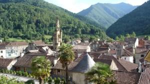 Village et montagne du Couserans