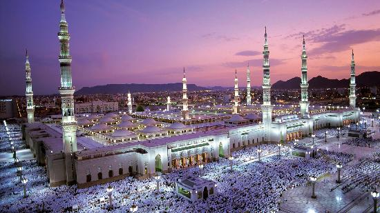 Medina, Islam's second holiest city, was originally a ...