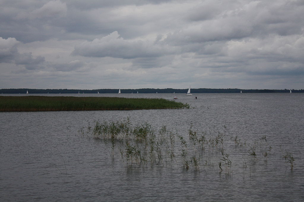 Jezioro Mamry
