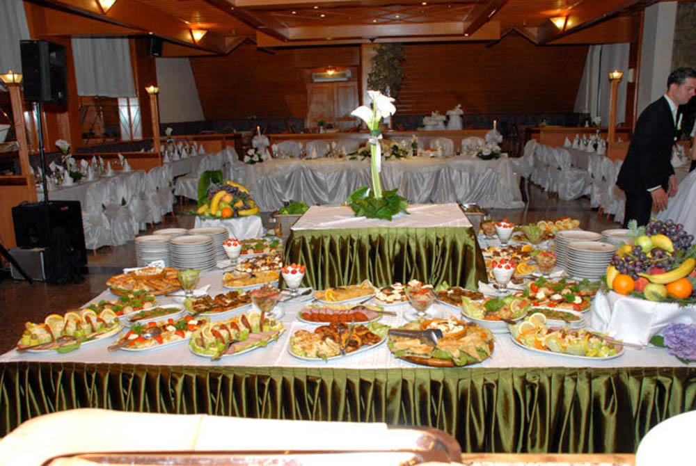 Weddings in Hotel Molika