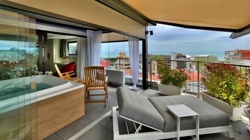 Deluxe Suite Lignano Sabbiadoro Hotel 08