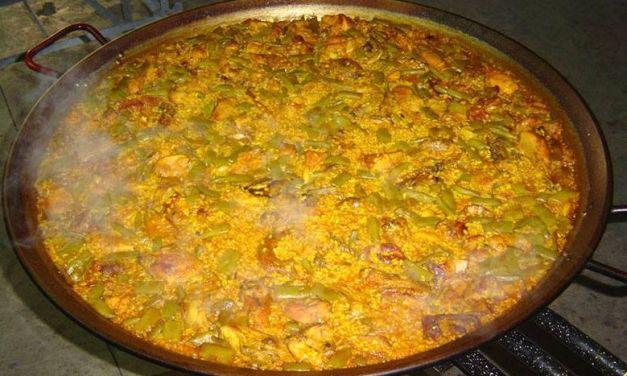 Los 10 Mandamientos de la Paella Valenciana