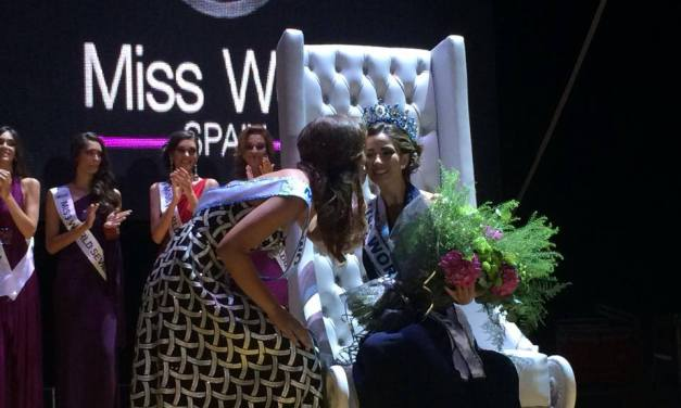 The Miss World Spain Experience … 2014 Benicàssim
