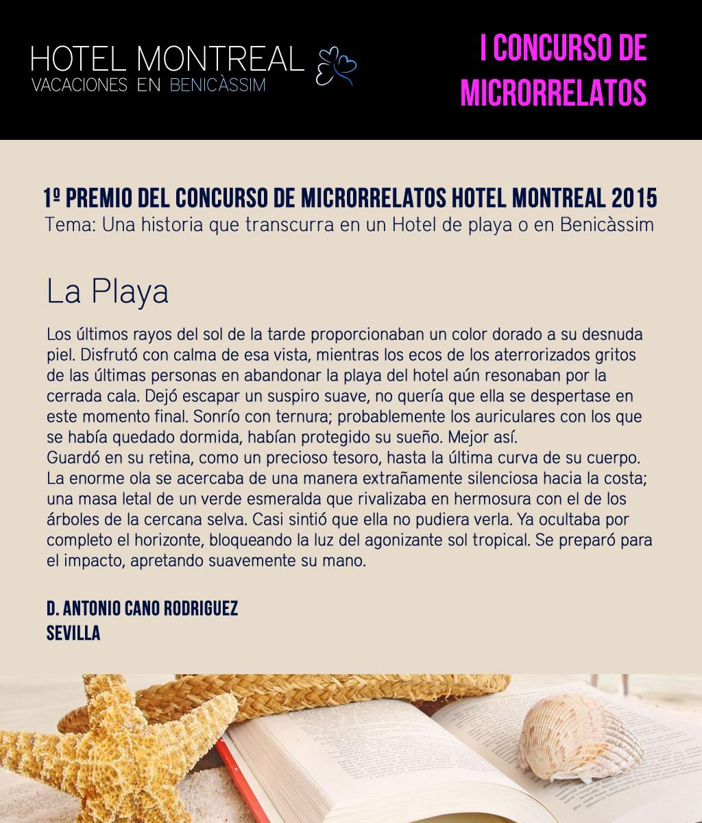 3 Premio microrrelatos 2015