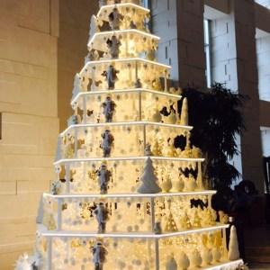 Decoração de Natal do Shangri-la Dubai