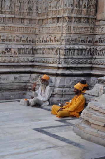 Templo Jagdish em Udaipur