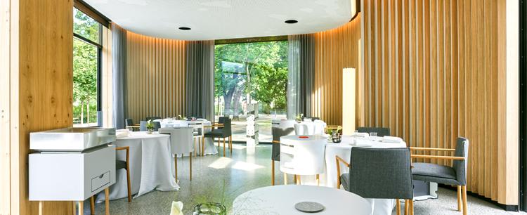 restaurante moderno