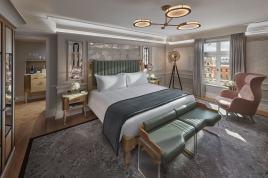Deluxe Room do Mandarin Oriental Hyde Park