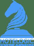 HOTELOGIC logo azzurro