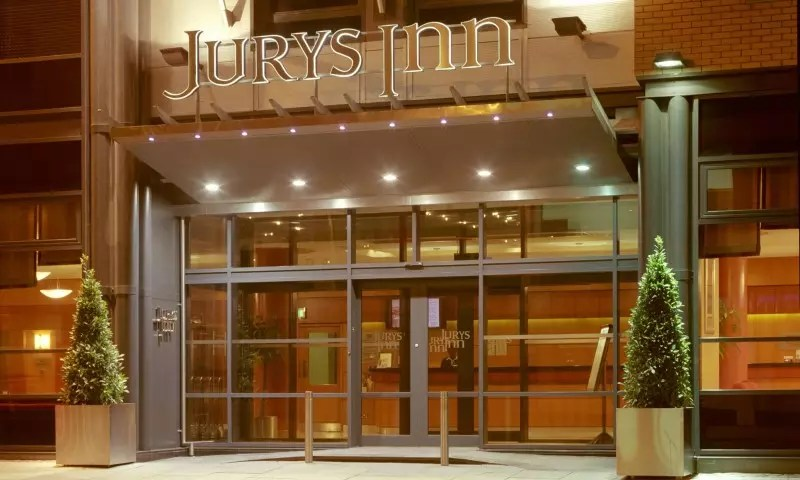 Investment firm checks in to Jurys Inns for £800m