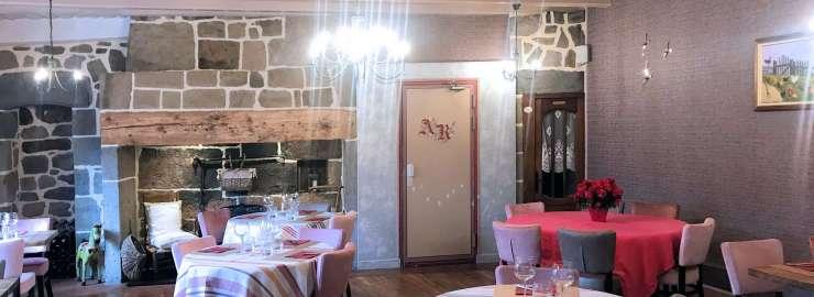 Restaurant Plomb du Cantal Auvergne