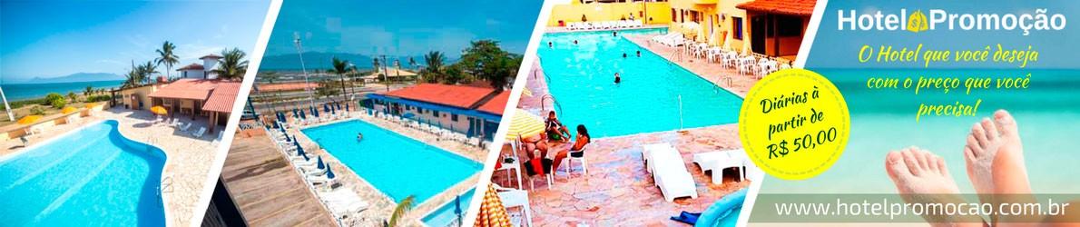 Hotel em Caraguatatuba com 50% de Desconto