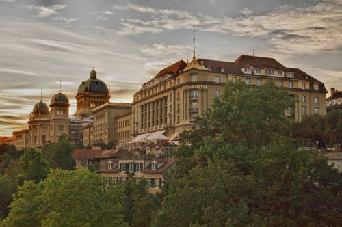 Hotel Bellevue Palace Bern Promotional Code