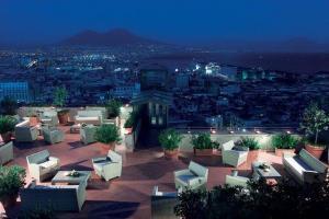 hotel San Francesco al Monte, hotel 4 stelle Napoli