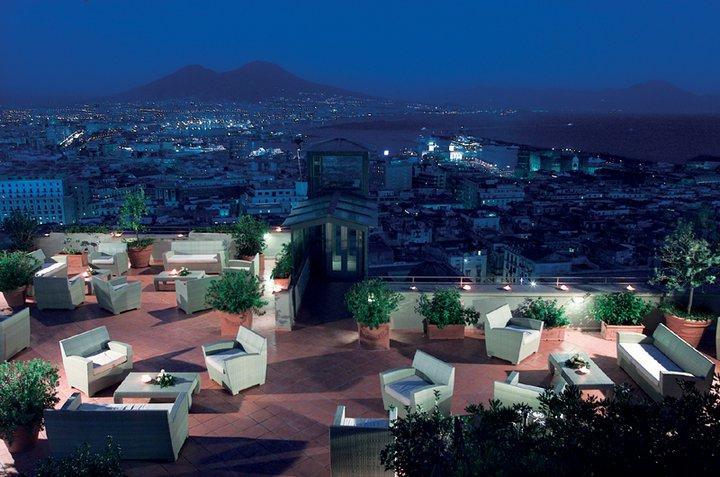 Hotel San Francesco al Monte, hotel 4 stelle Napoli (Corso Vittorio Emanuele)