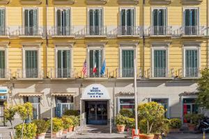 Best Hotel Plaza Napoli (hotel 4 stelle Piazza Principe Umberto)