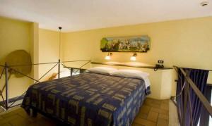 Villa medici hotel napoli, junior suite