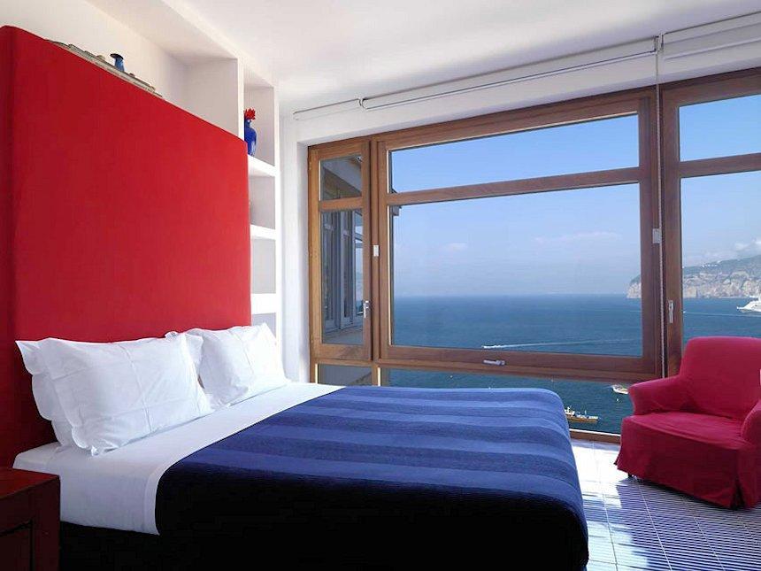 la Minervetta, hotel Sorrento