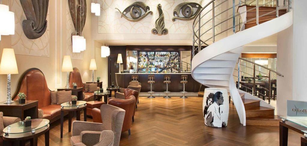 Bar Lounge O'Koffi (Renaissance Naples Hotel Mediterraneo