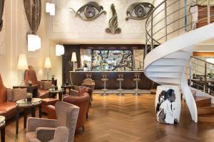 Bar Lounge O'Koffi Napoli - Renaissance Naples Hotel Mediterraneo