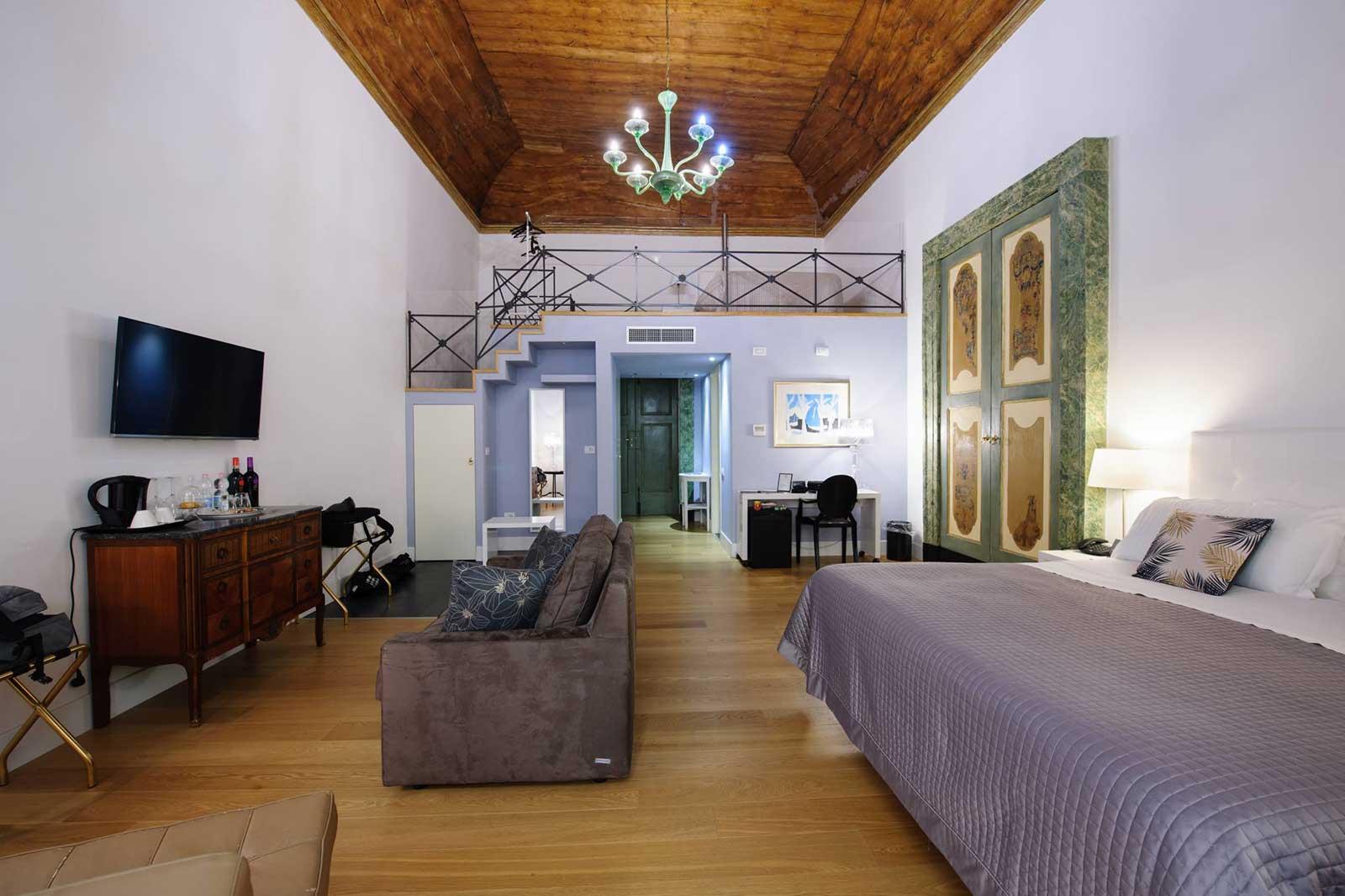 Santa Chiara Boutique Hotel 4 stelle Napoli centro storico - Executive Suite