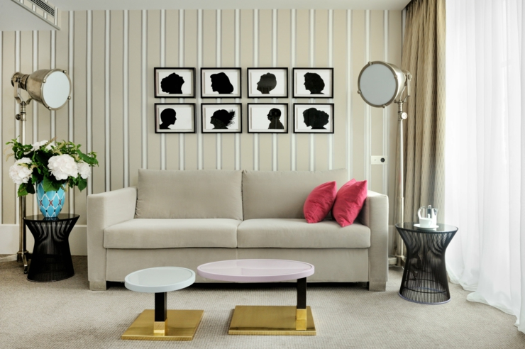Stylish Stay In Paris Hotel The Baume
