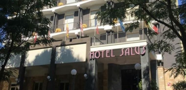 Hotel vicino Autostrada A15 E33 Parma La Spezia in 5 minuti Hotel Salus