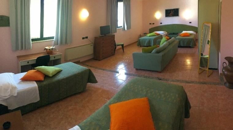 Hotel con Camere per Famiglie a Parma in tutto Comfort.. Hotel Salus Parma