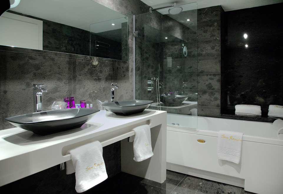 Junior Suite Con Jacuzzi Romntico Hotel Spa Con Jacuzzi