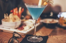 Picture of a martini