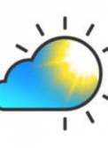 Weather Live mobile app logo