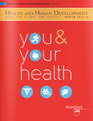 ISSUU   Health and Human Development magazine   Hospitality Management Edition by Penn State College of Health and Human Development