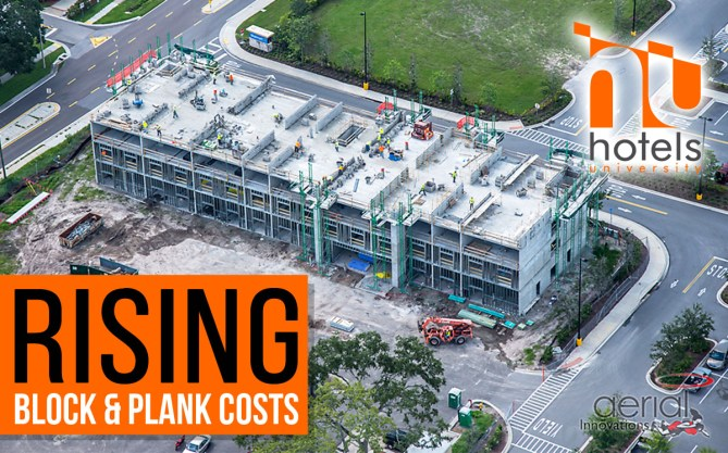 Hotel Block & Plank Costs On The Rise