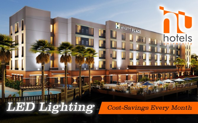 LED Lighting:  Cost-Savings Every Month