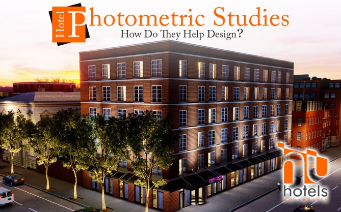 What is a Hotel Photometric Study?