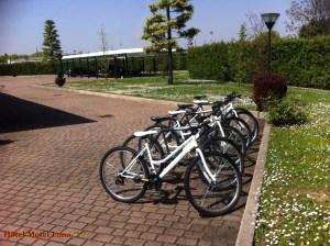 Biciclette - hotel motel linate